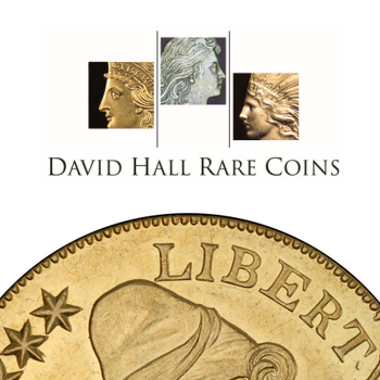 David Hall Rare Coins Retail Ecommerce Site