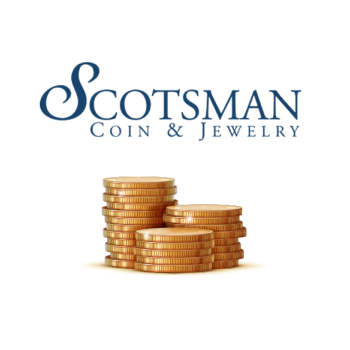 Web presence & auction software for Scotsman Coin & Jewelry